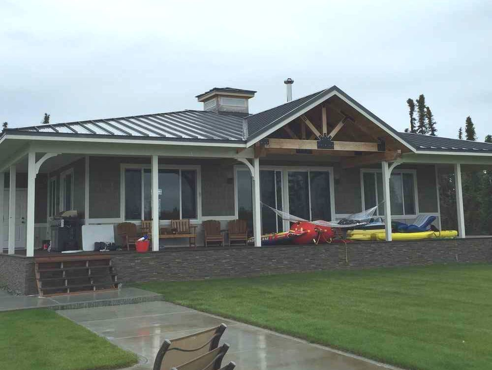 Metal Roofing Contractor Anchorage Alaska