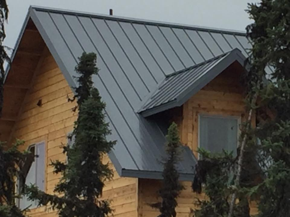 Residential Roofing contractors Anchorage