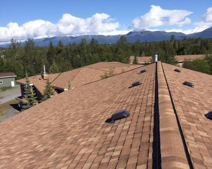 Commercial Roofing contractors Anchorage